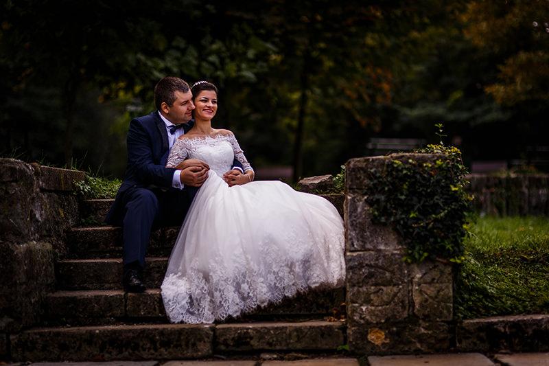 Fotografie Nuntă – Adelina şi Gabriel (nuntă Bucureşti)