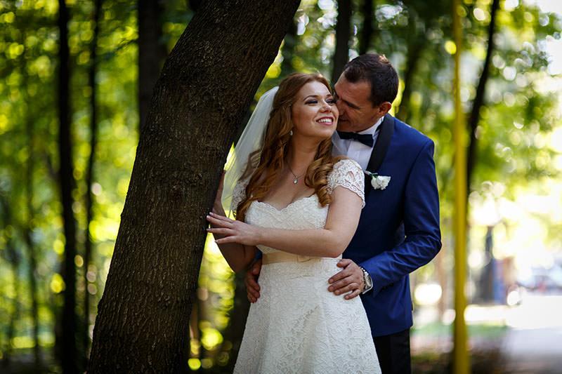 Fotografie Nuntă – Georgiana şi Cristi (nuntă Bucureşti)