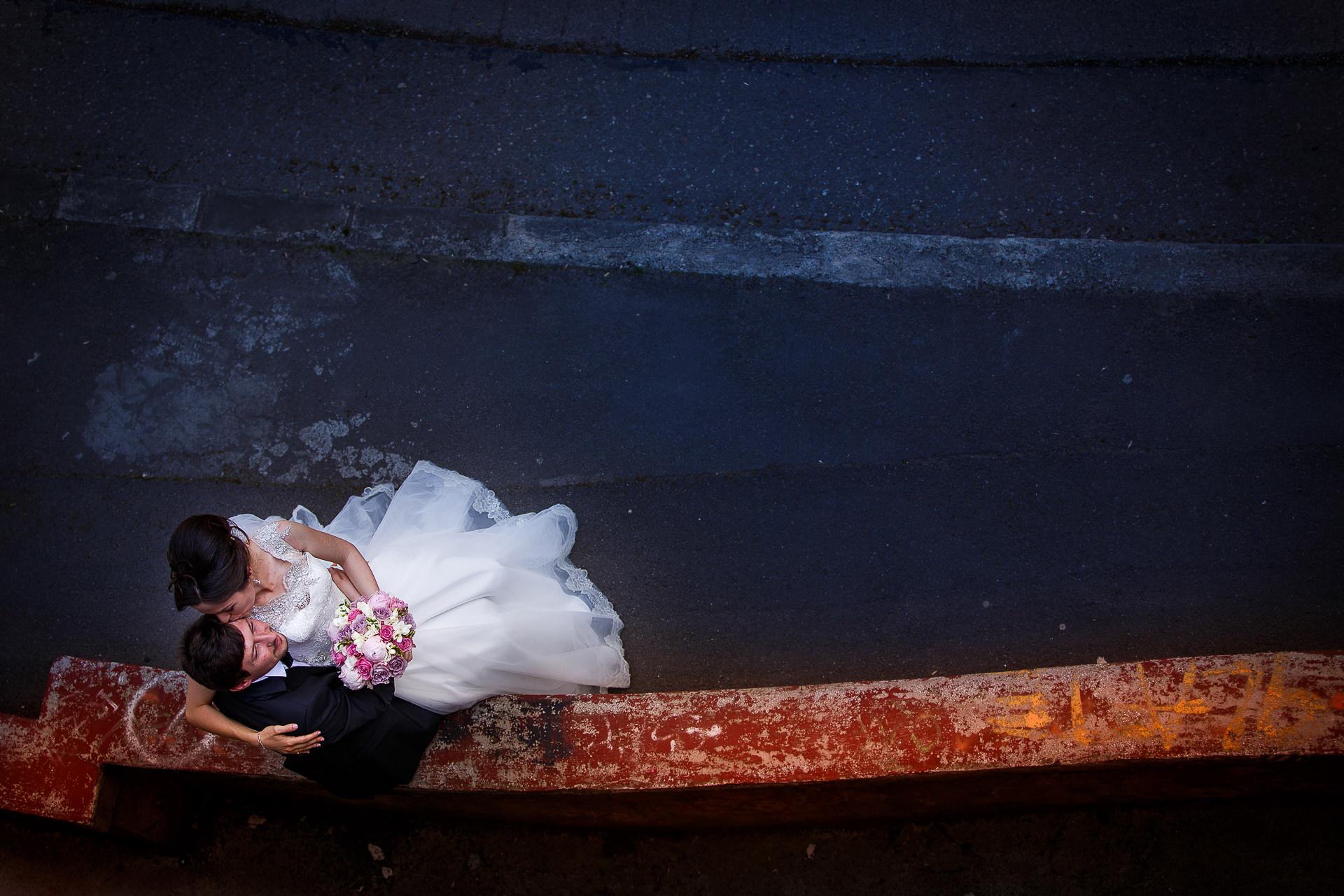 Fotografie Nuntă – Andreea şi Dan (nuntă Bucureşti)