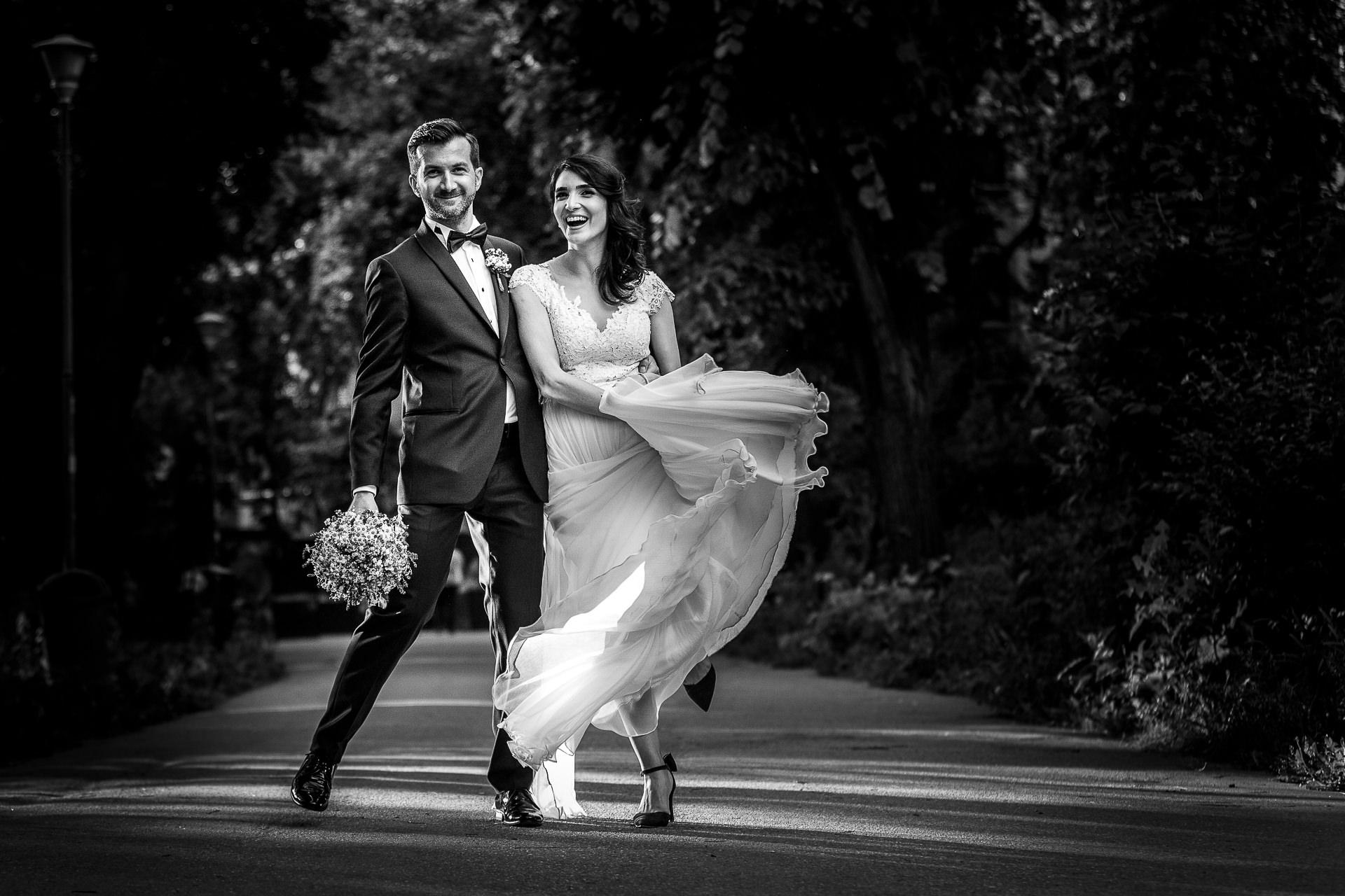 Fotografie Nuntă – Elena şi Costin (nuntă Bucureşti)