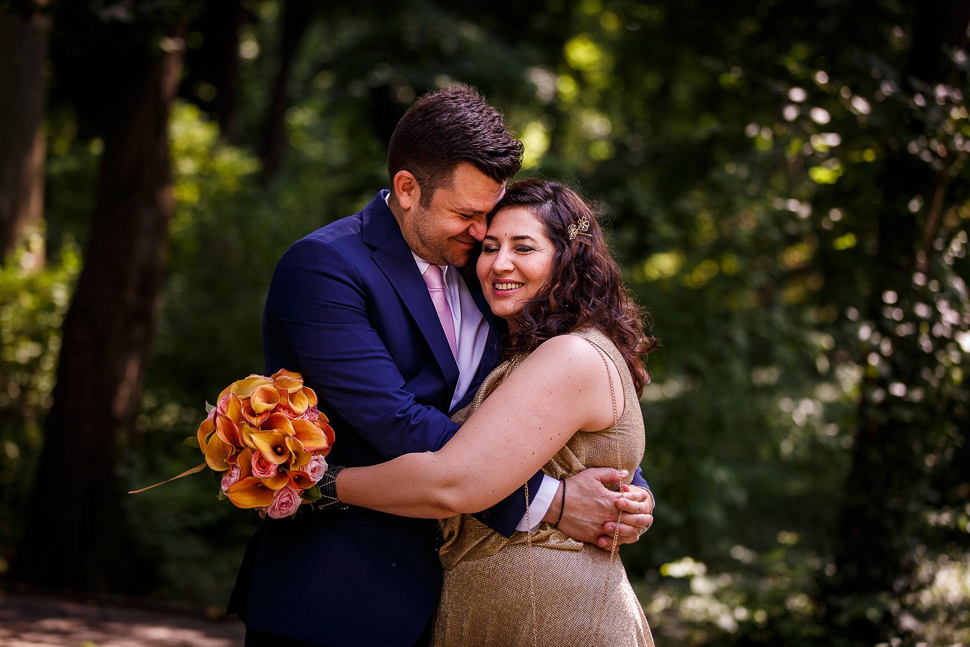 Fotografie de nunta sedinta foto Parcul Carol | Alina si Razvan | 03