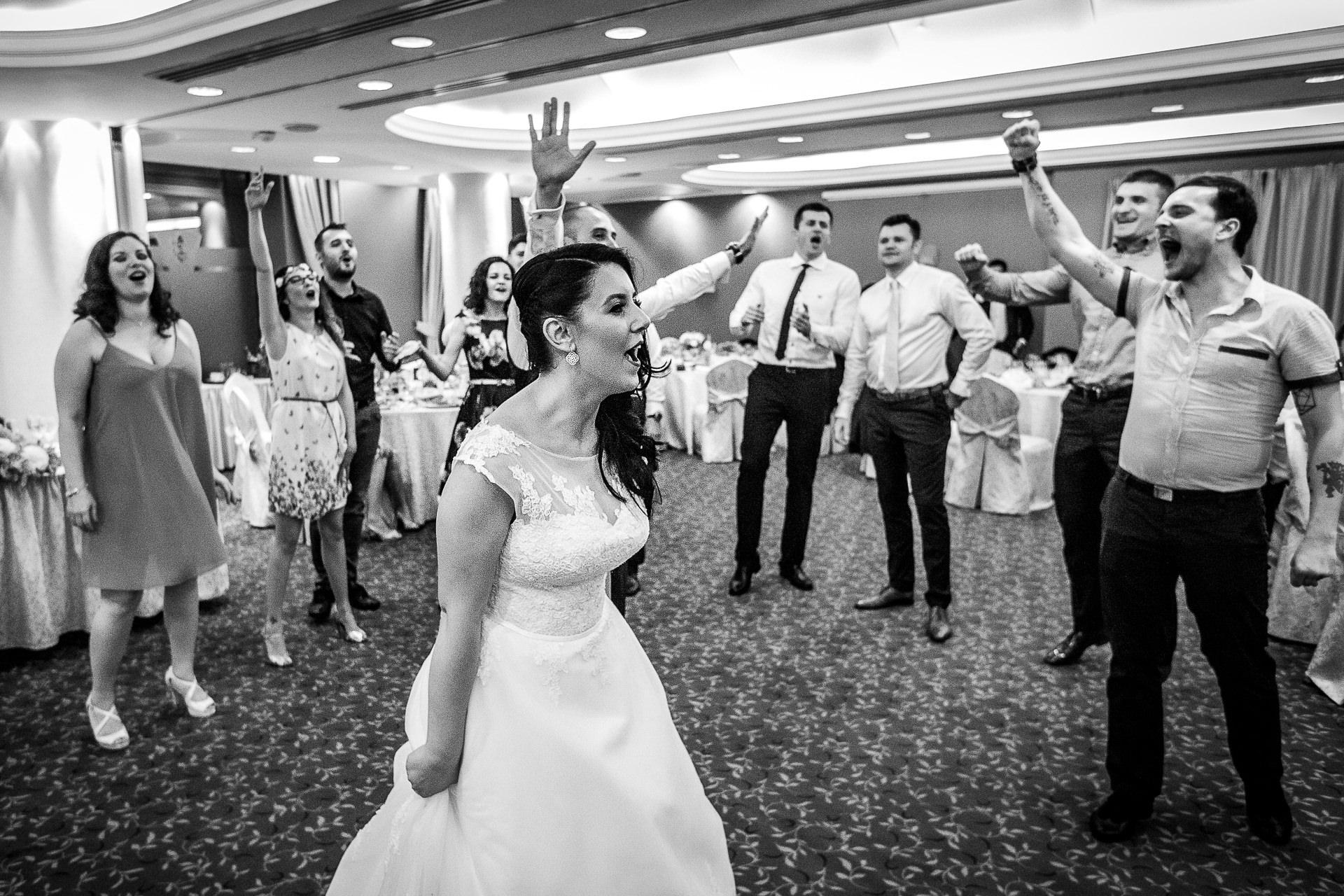 Fotografie de nunta Hotel Minerva | Alina si Razvan | 09