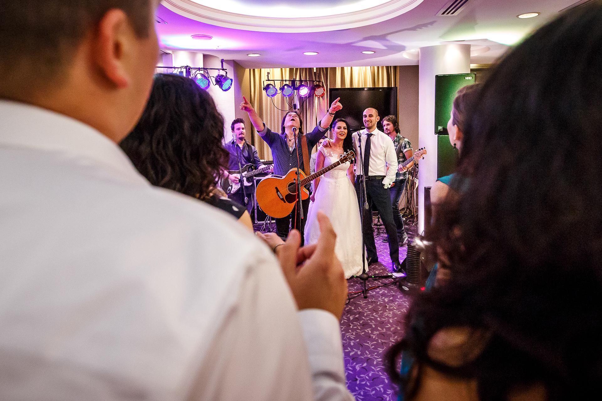 Fotografie de nunta Hotel Minerva | Alina si Razvan | 15