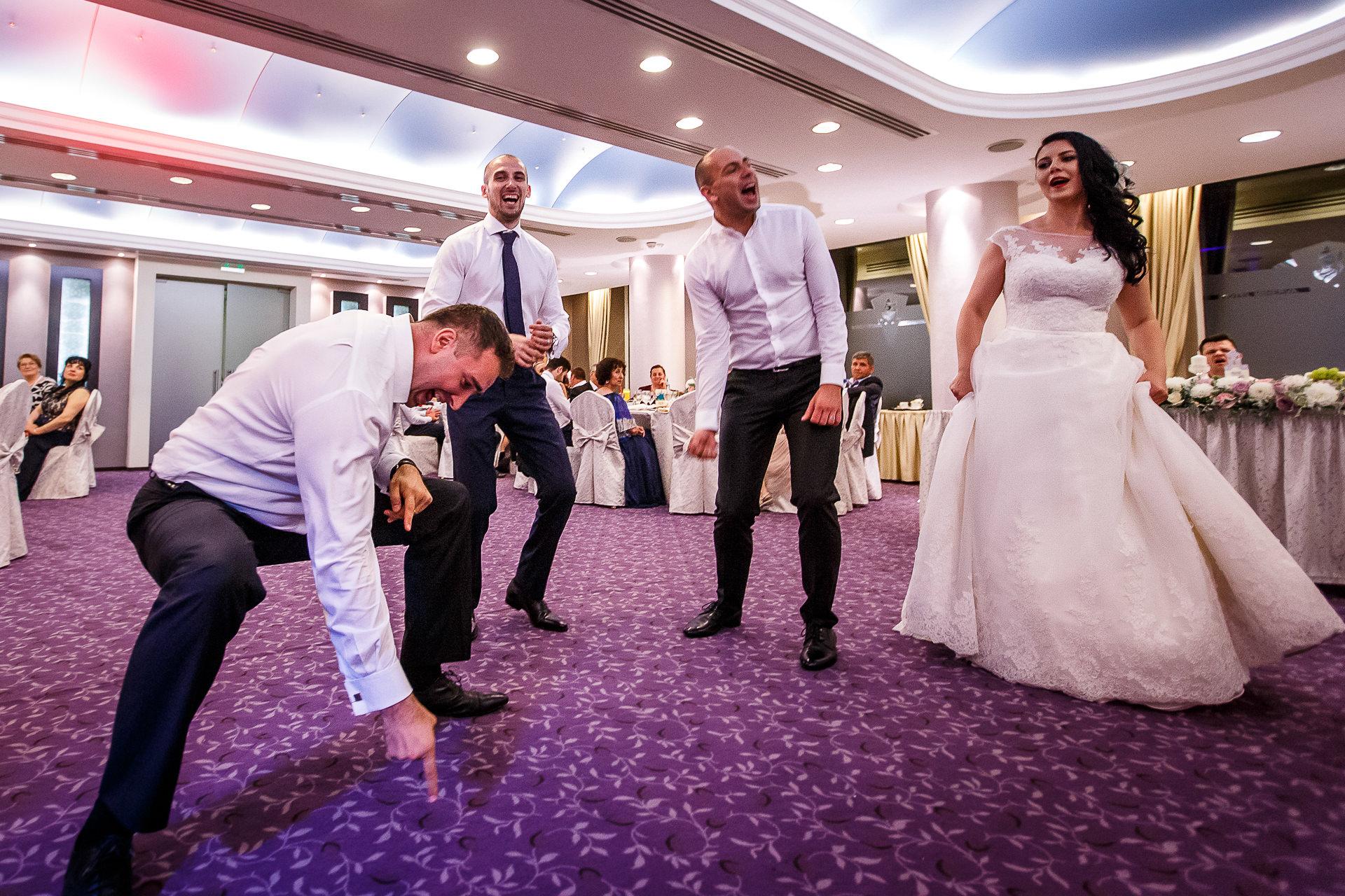 Fotografie de nunta Hotel Minerva | Alina si Razvan | 19