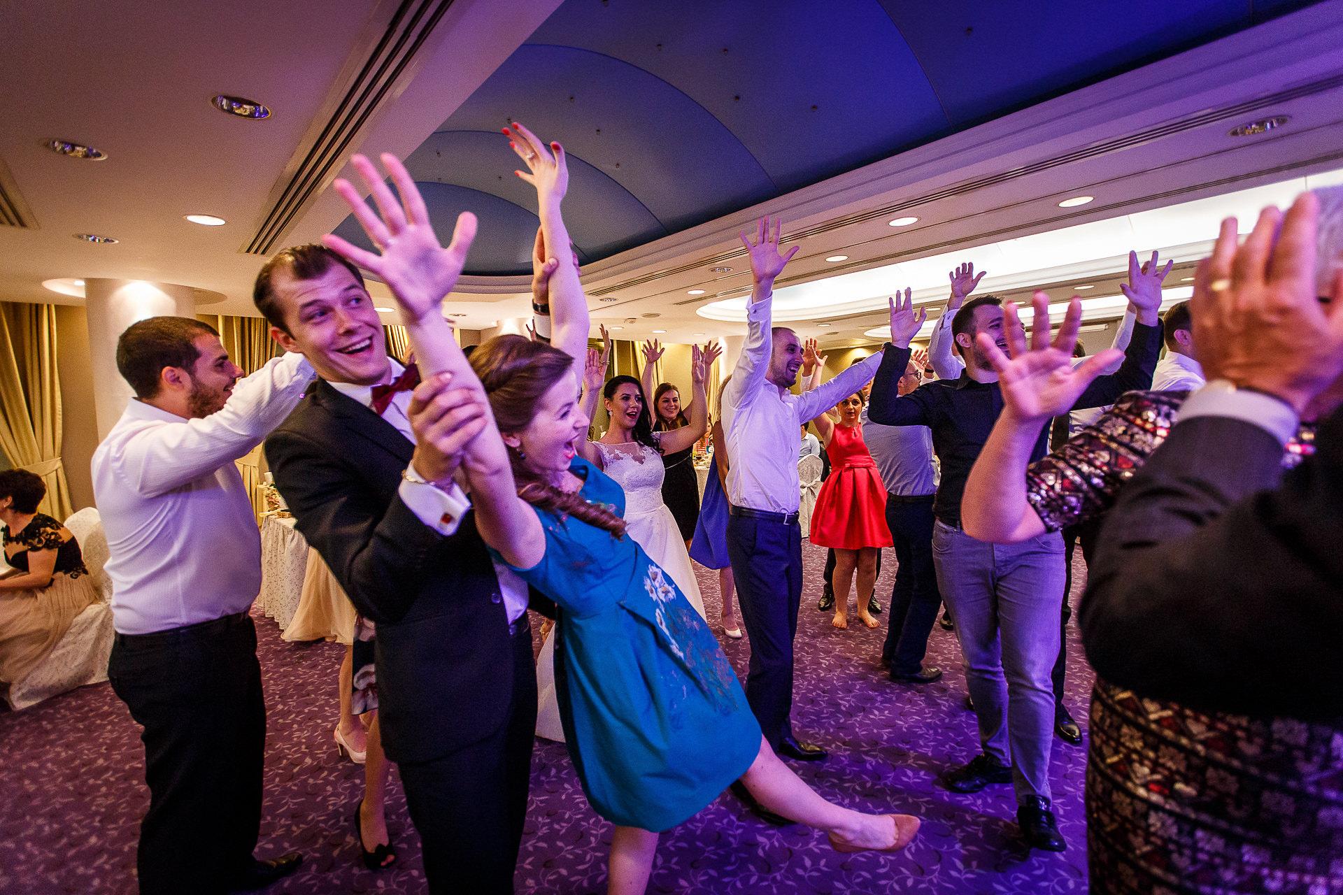 Fotografie de nunta Hotel Minerva | Alina si Razvan | 23