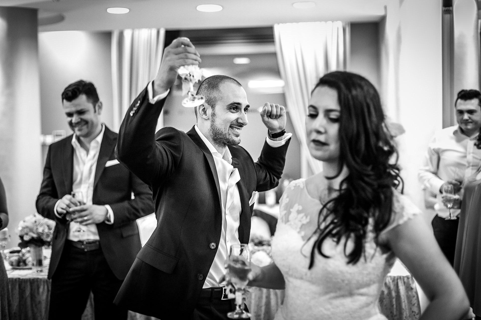 Fotografie de nunta Hotel Minerva | Alina si Razvan | 27