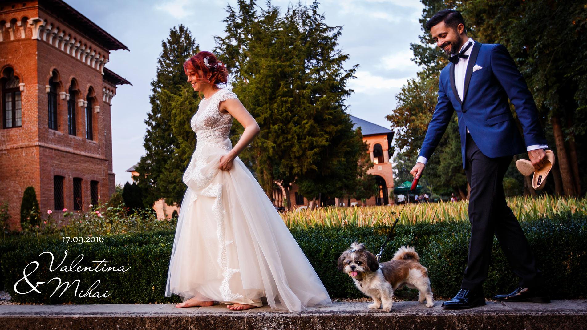 Slideshow De Nuntă – Valentina şi Mihai (nuntă Bucureşti)