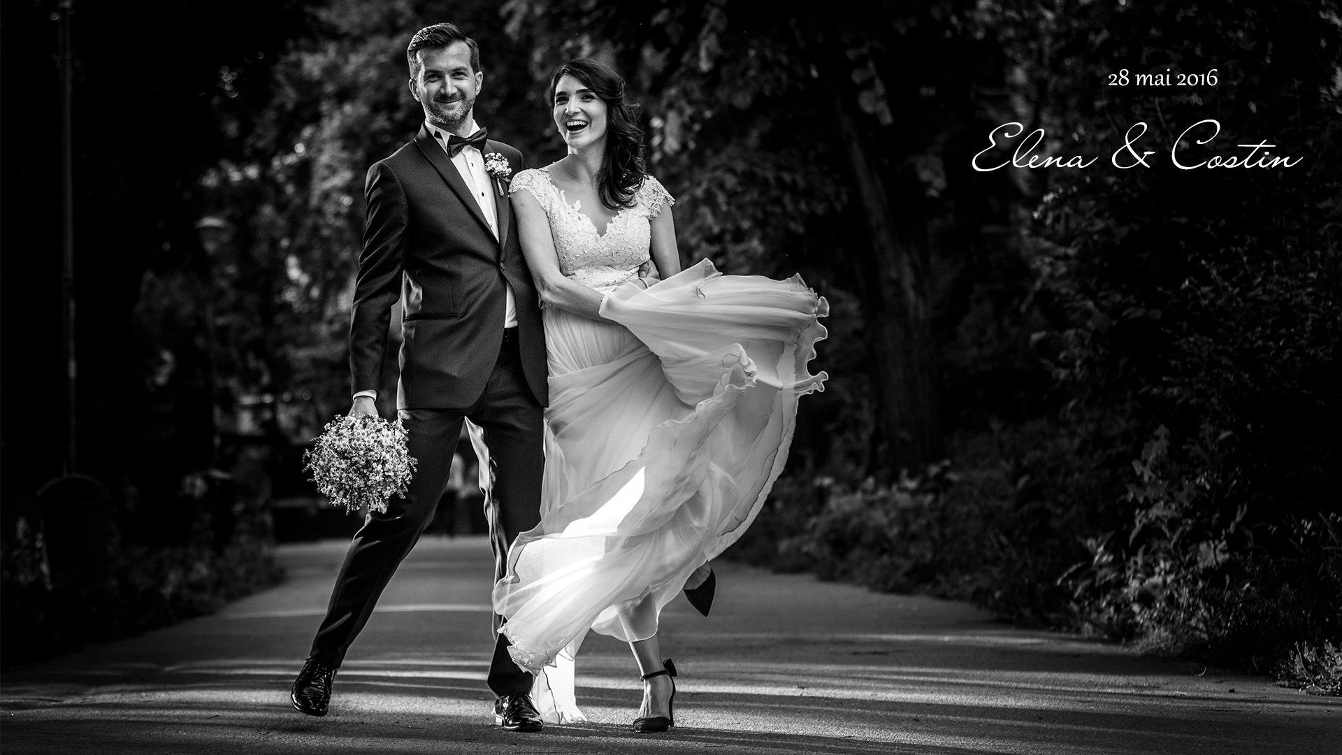 Slideshow De Nuntă – Elena şi Costin (nuntă Bucureşti)