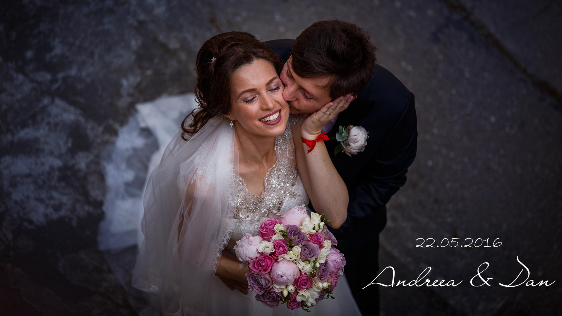 Slideshow De Nuntă – Andreea şi Dan (nuntă Bucureşti)