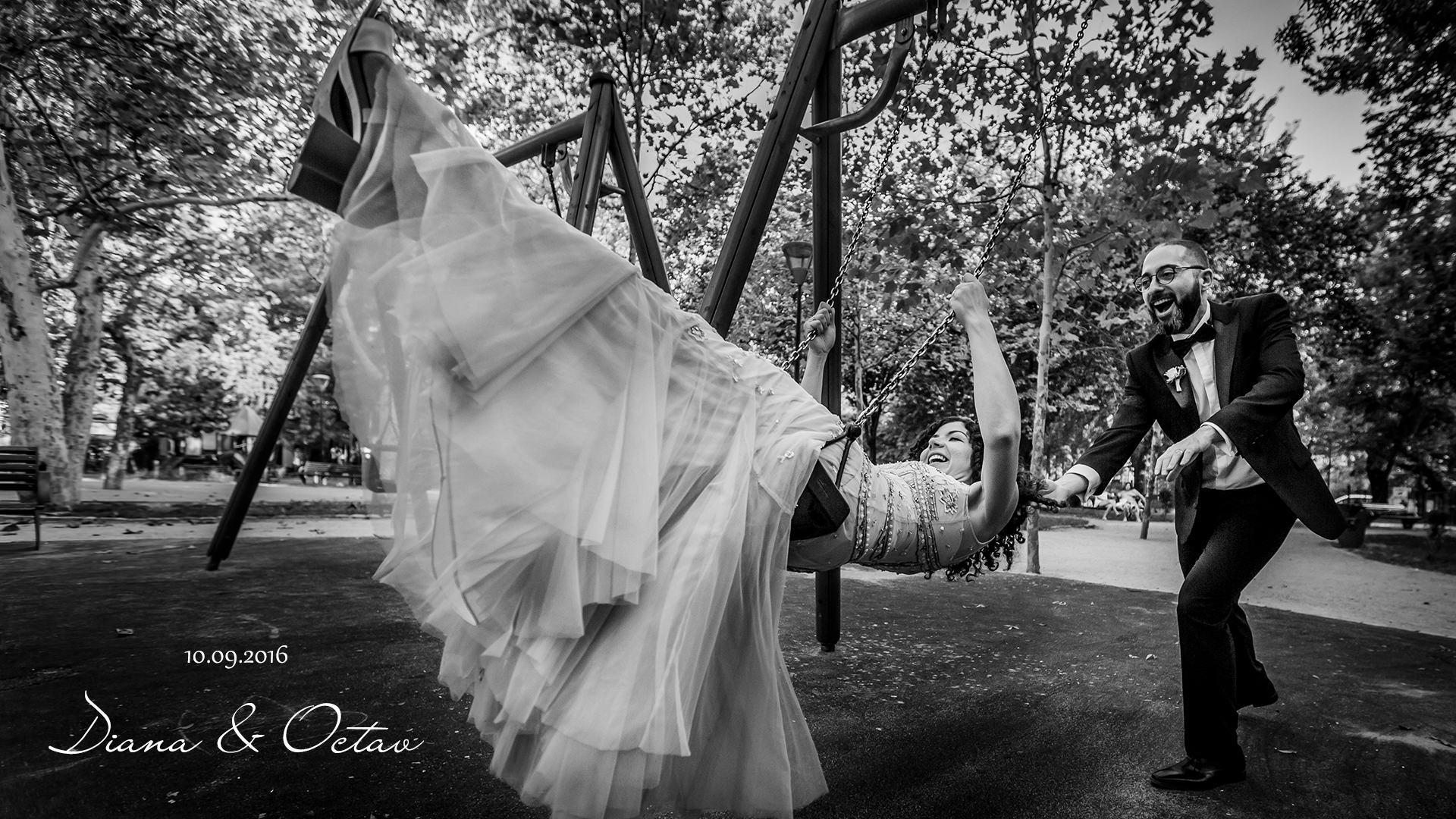 Slideshow De Nuntă – Diana şi Octav (nuntă Bucureşti)
