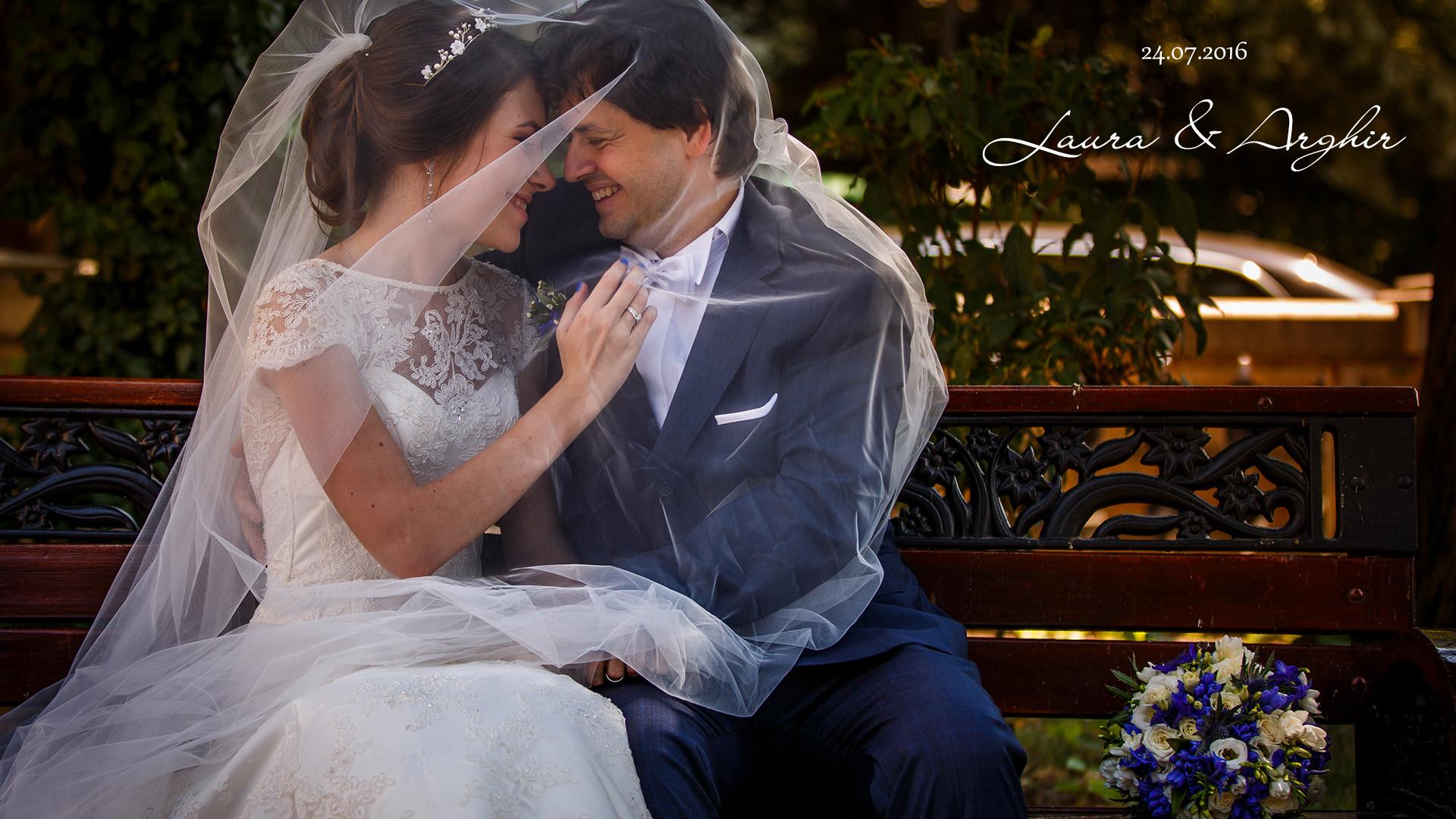 Slideshow De Nuntă – Laura şi Arghir (nuntă Bucureşti)