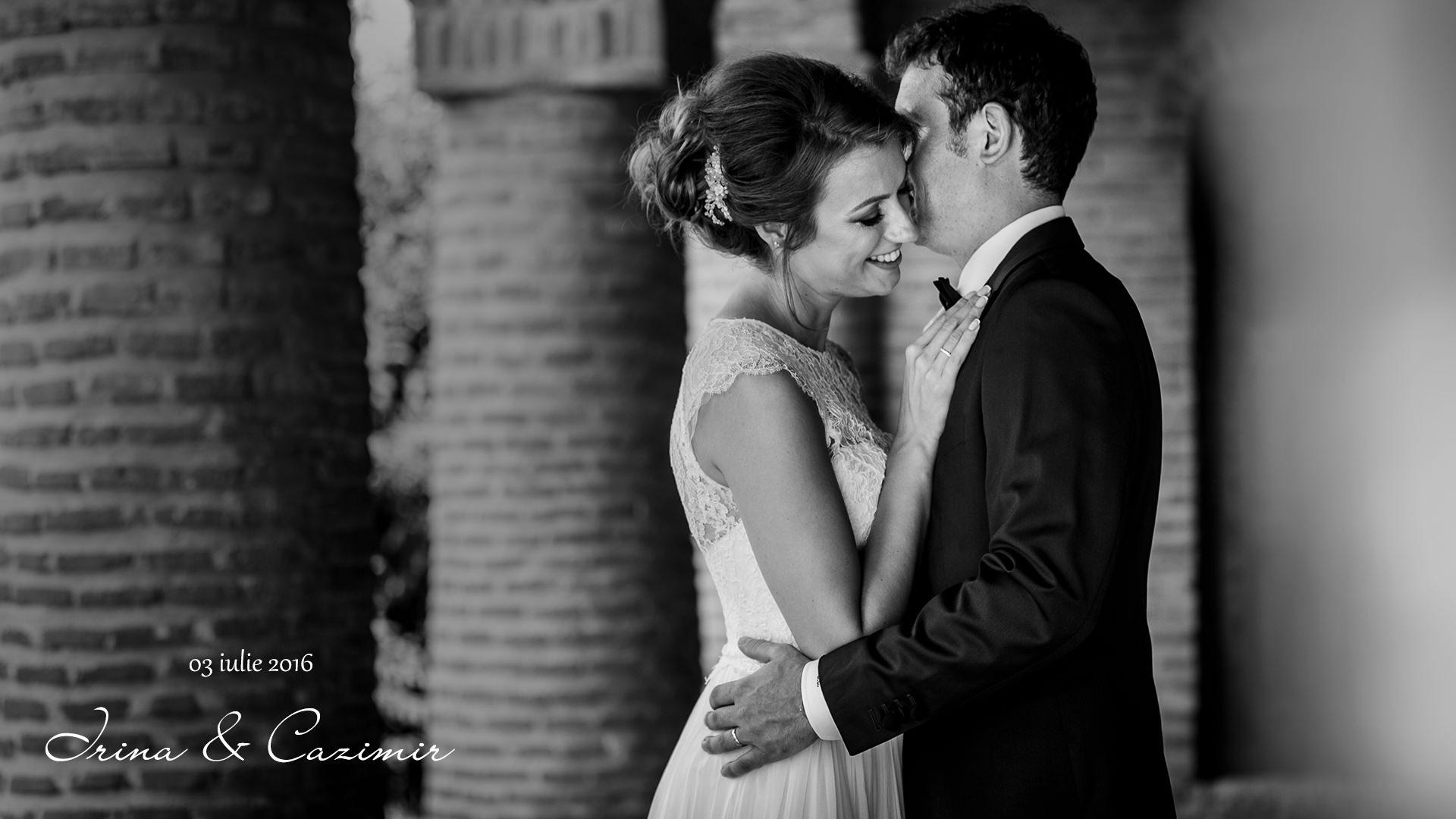 Slideshow De Nuntă – Irina şi Cazimir (nuntă Bucureşti)