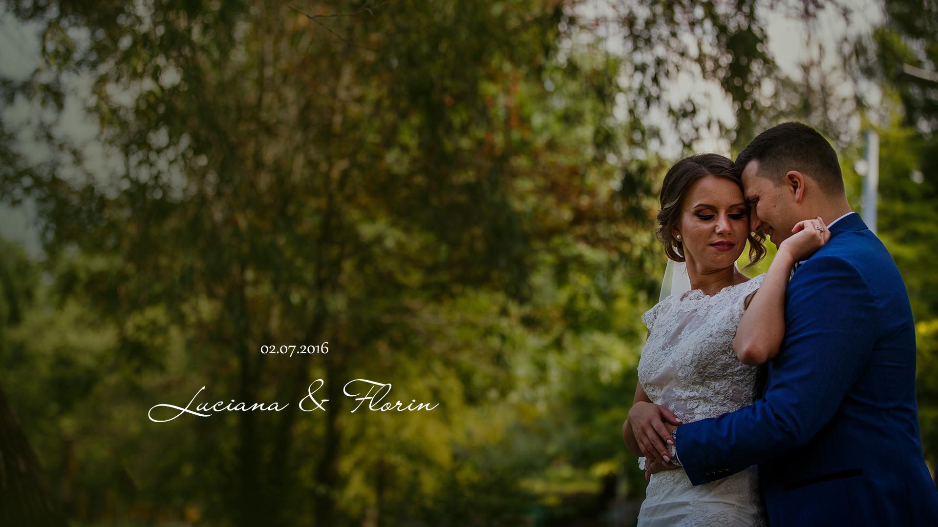 Slideshow De Nuntă – Luciana şi Florin (nuntă Bucureşti)