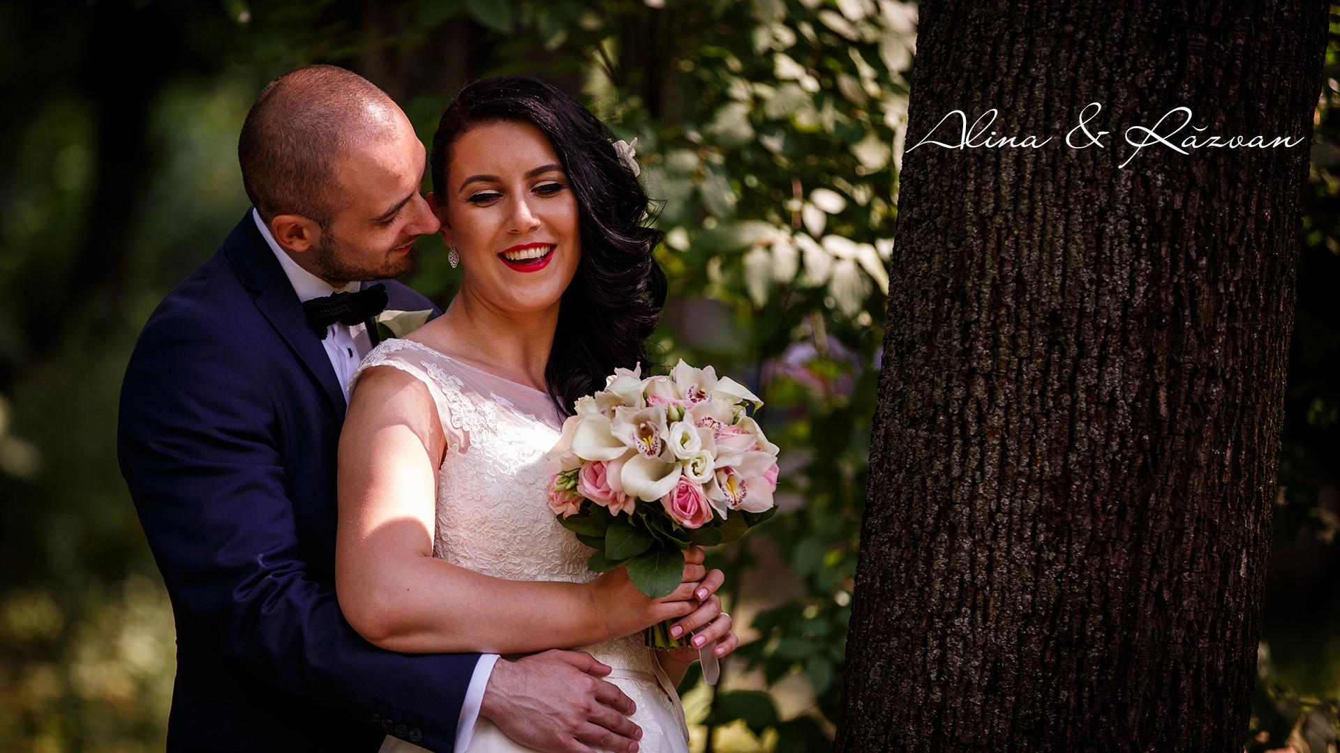 Slideshow De Nuntă – Alina şi Răzvan (nuntă Bucureşti)