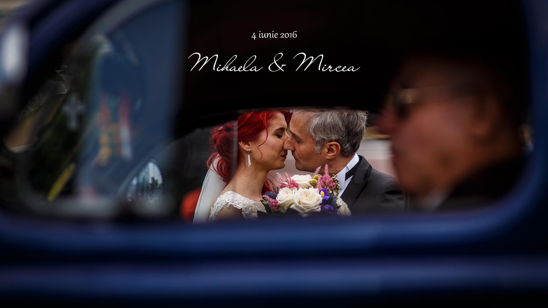 Slideshow De Nuntă – Mihaela şi Mircea (nuntă Bucureşti)