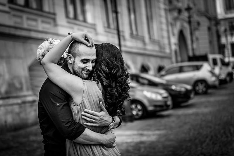 Fotografie Nuntă – Alina şi Răzvan (nuntă Bucureşti)