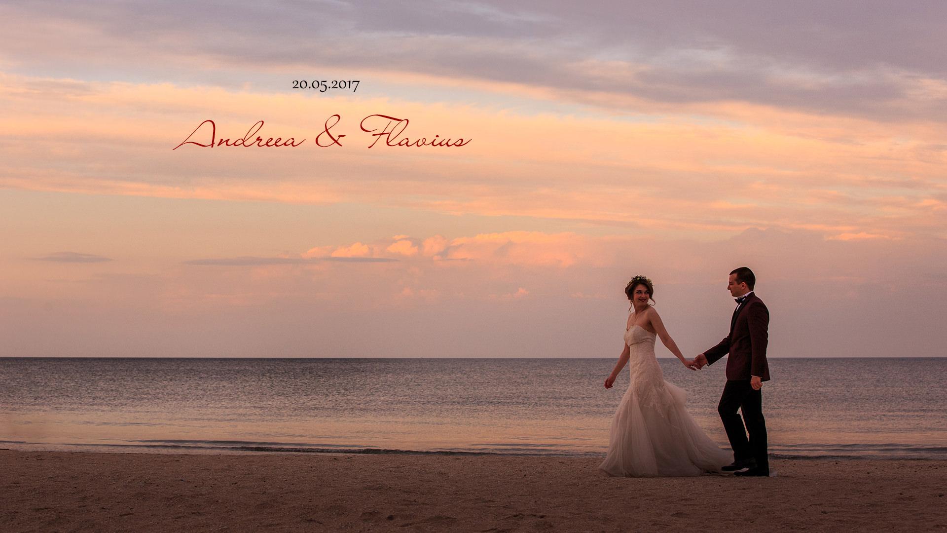 Slideshow De Nuntă – Andreea şi Flavius (nuntă Constanţa / Mamaia)