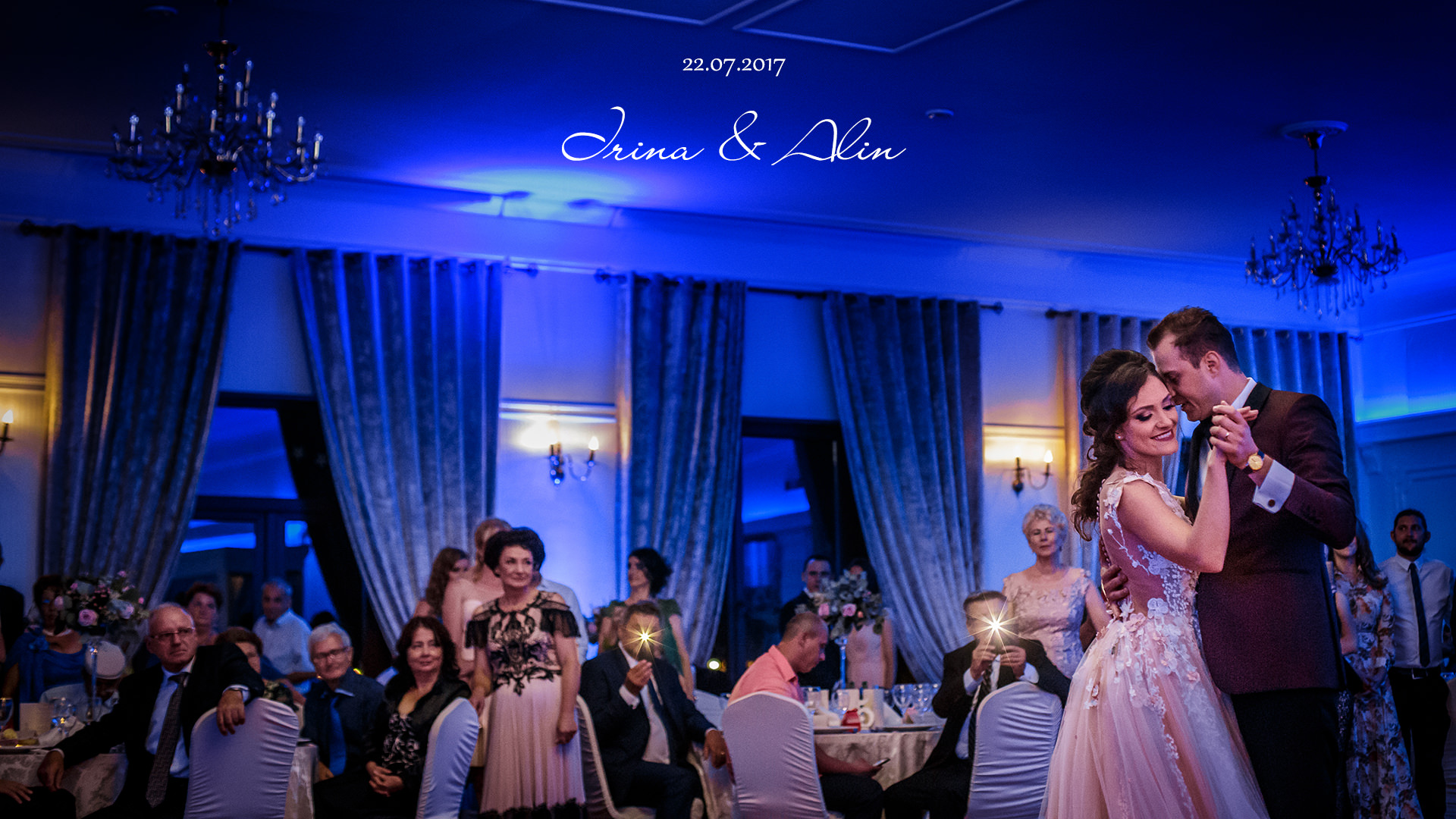 Slideshow De Nuntă – Irina şi Alin (nuntă Bucureşti)