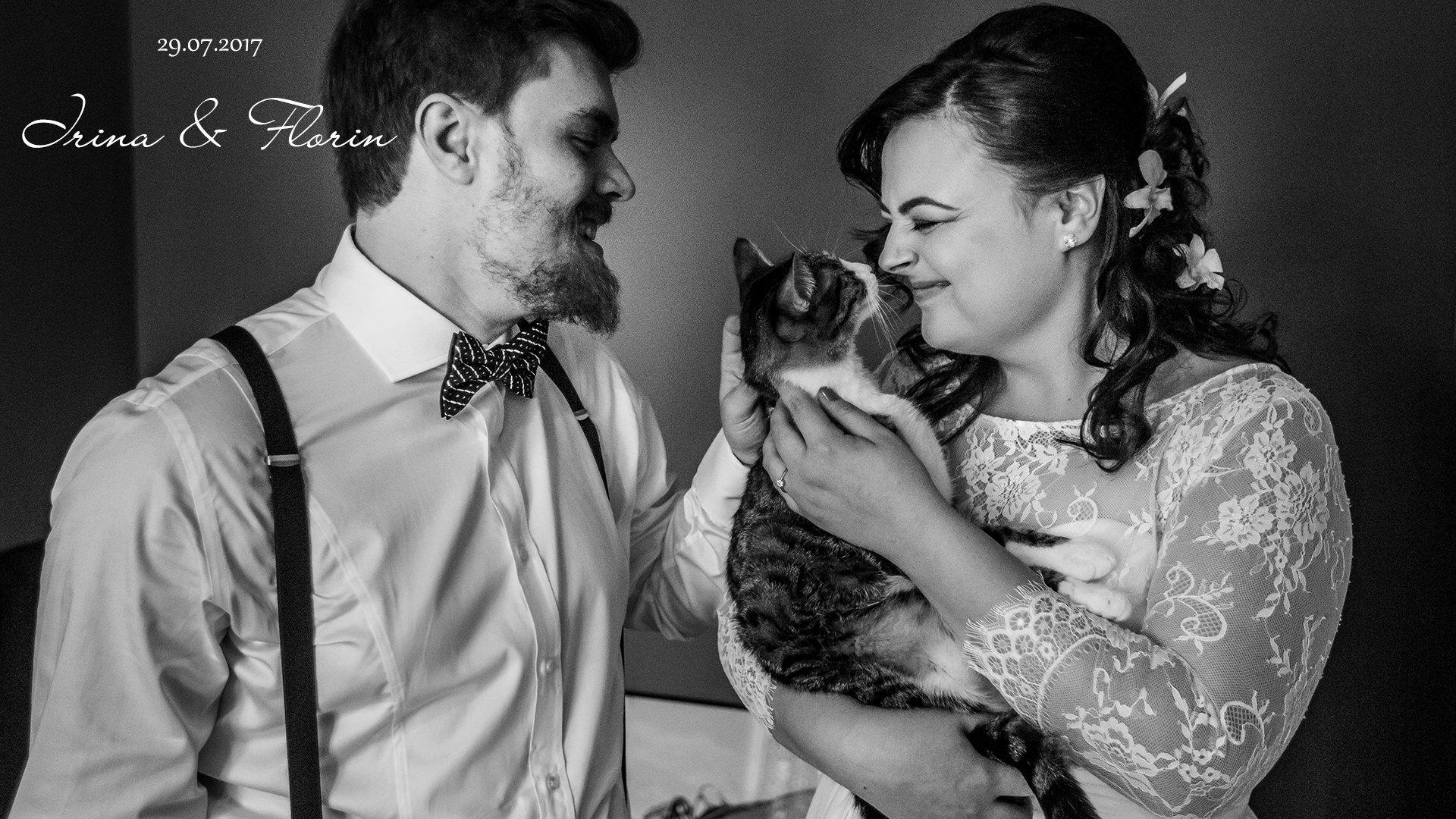 Slideshow De Nuntă – Irina şi Florin (nuntă Bucureşti)