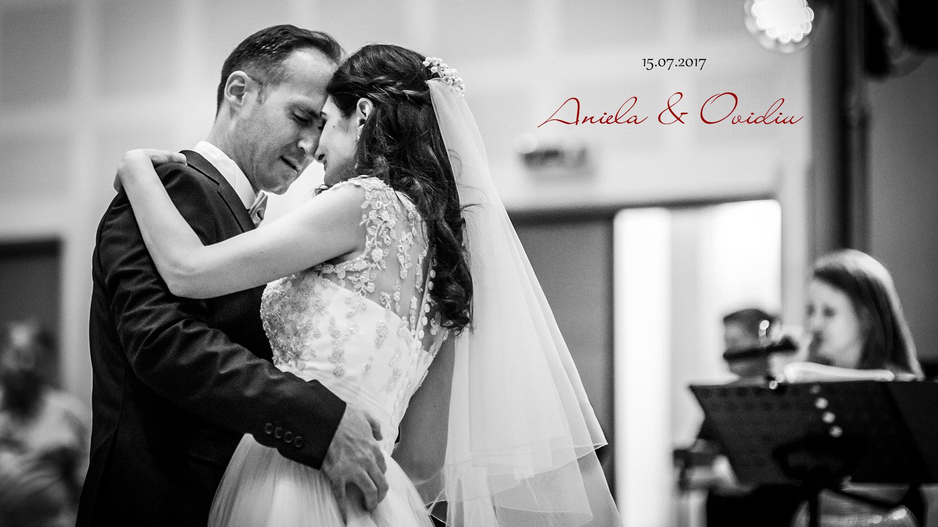 Slideshow De Nuntă – Aniela şi Ovidiu (nuntă Bucureşti)