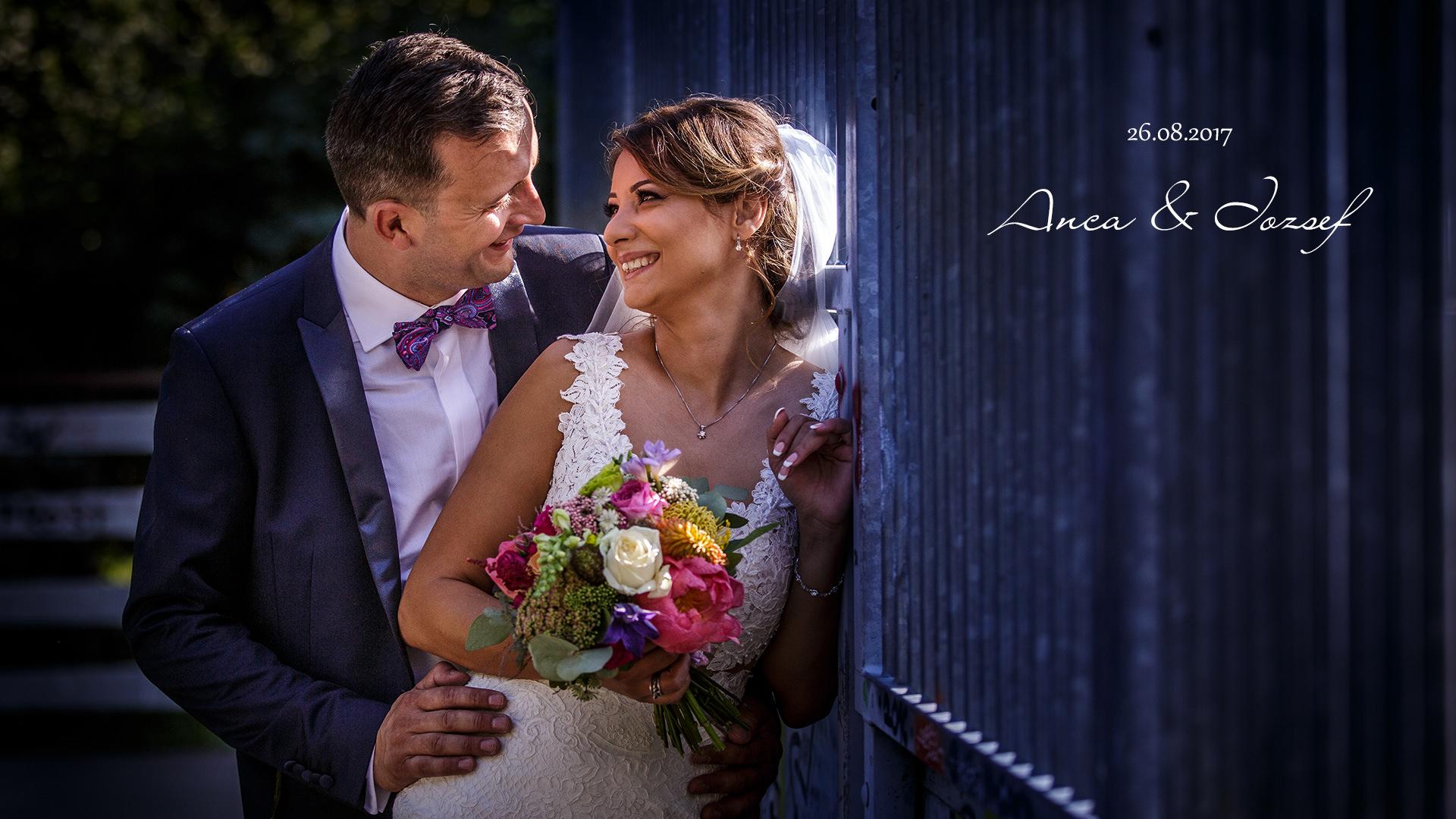Slideshow De Nuntă – Anca şi Iozsef (nuntă Bucureşti)