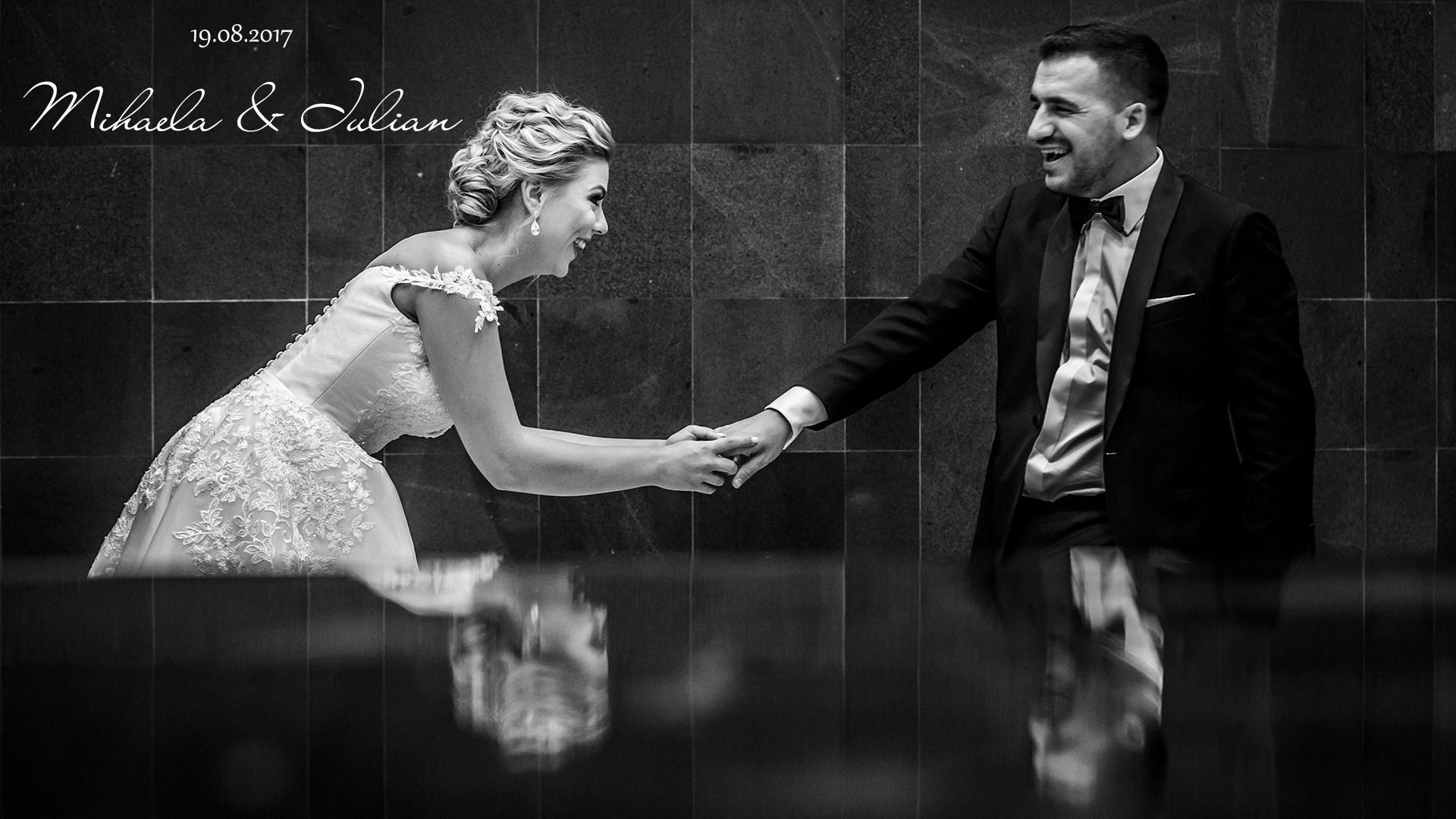 Slideshow De Nuntă – Mihaela şi Iulian (nuntă Giurgiu)