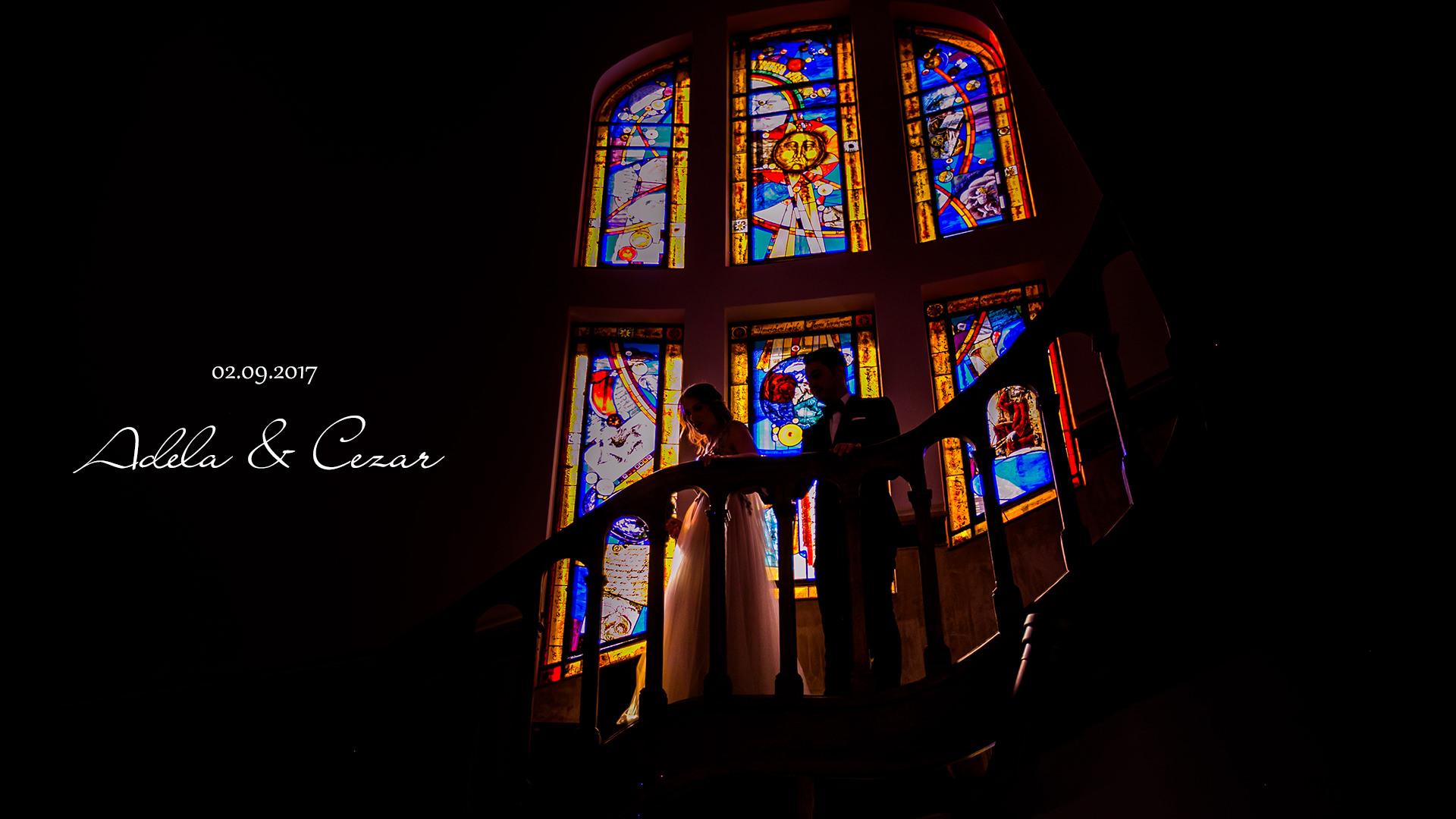 Nunta La Conac + Biserica Alba | Adela Si Cezar - Slideshow
