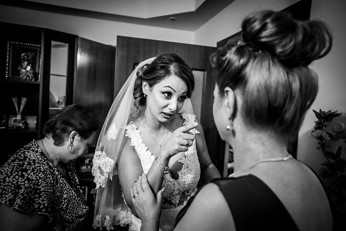 Nuntă Phoenix Cernica + Biserica Popa Nan - Anca şi Iozsef - Mihai Zaharia Photography - 016