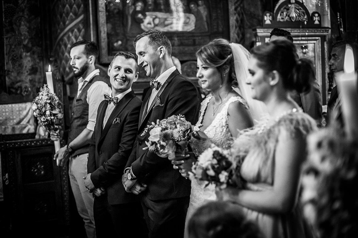Nuntă Phoenix Cernica + Biserica Popa Nan - Anca şi Iozsef - Mihai Zaharia Photography - 046