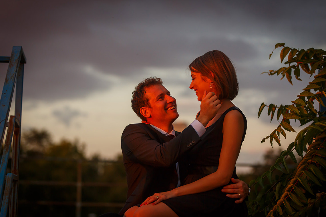 Şedinţă foto de logodnă Herăstrău - Irina şi Cazimir - Mihai Zaharia Photography