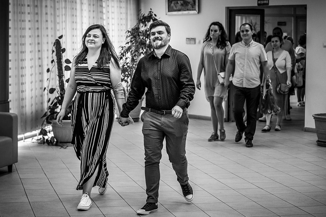 Fotograf cununie civilă - Bucureşti, Starea Civilă Sector 2 - Irina şi Florin - Mihai Zaharia Photography - 02