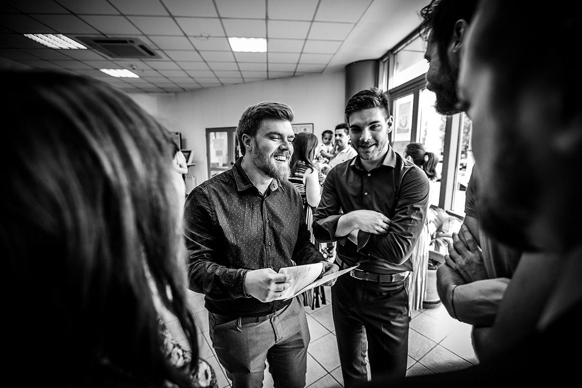 Fotograf cununie civilă - Bucureşti, Starea Civilă Sector 2 - Irina şi Florin - Mihai Zaharia Photography - 12
