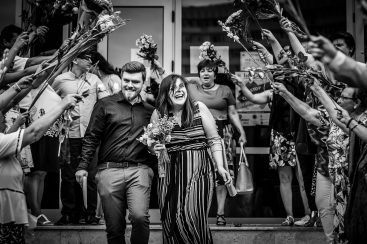 Fotograf Cununie Civilă - Bucureşti, Starea Civilă Sector 2 - Irina şi Florin - Mihai Zaharia Photography