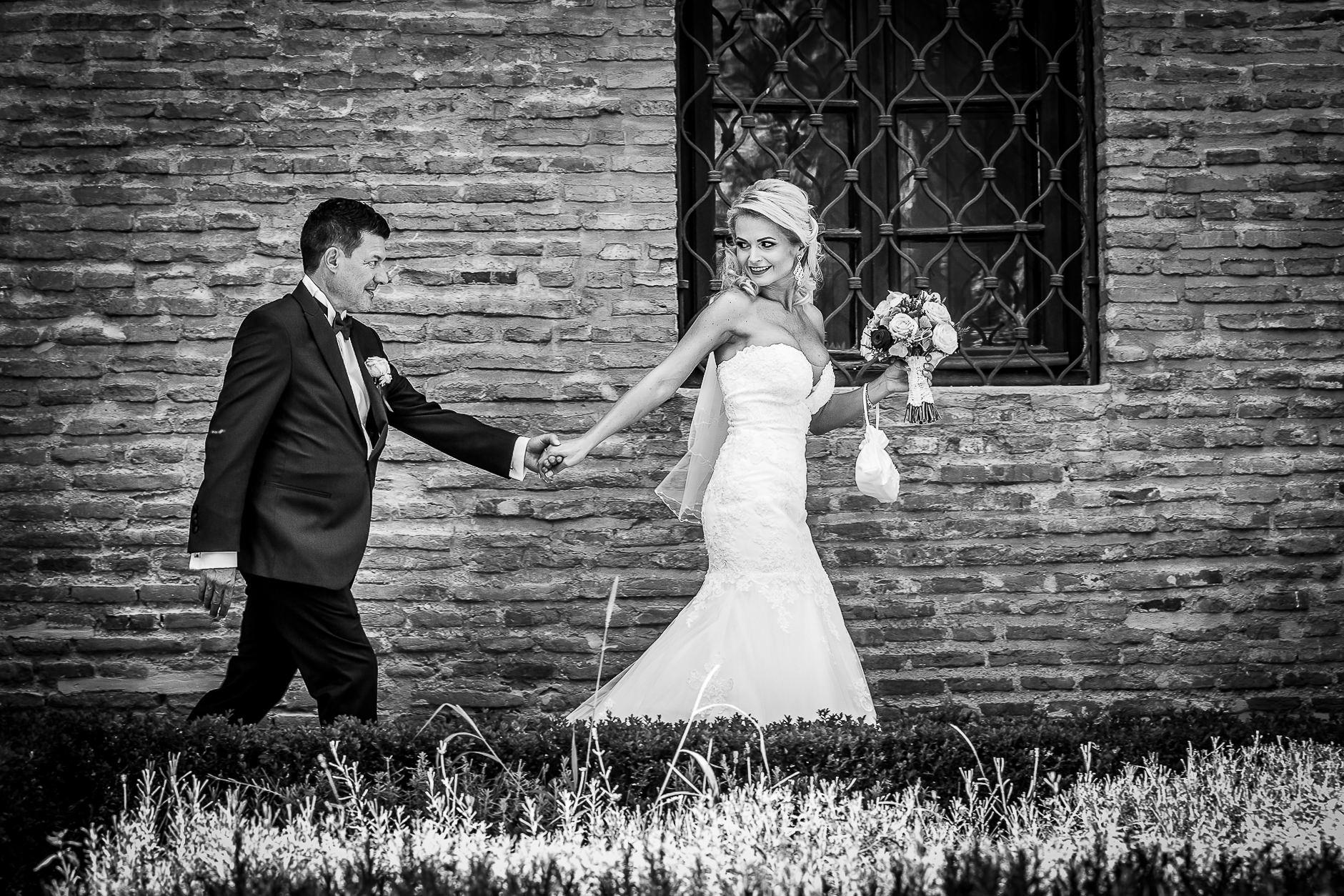 Fotografie De Nuntă – Marinela şi Pasquale (nuntă Bucureşti)