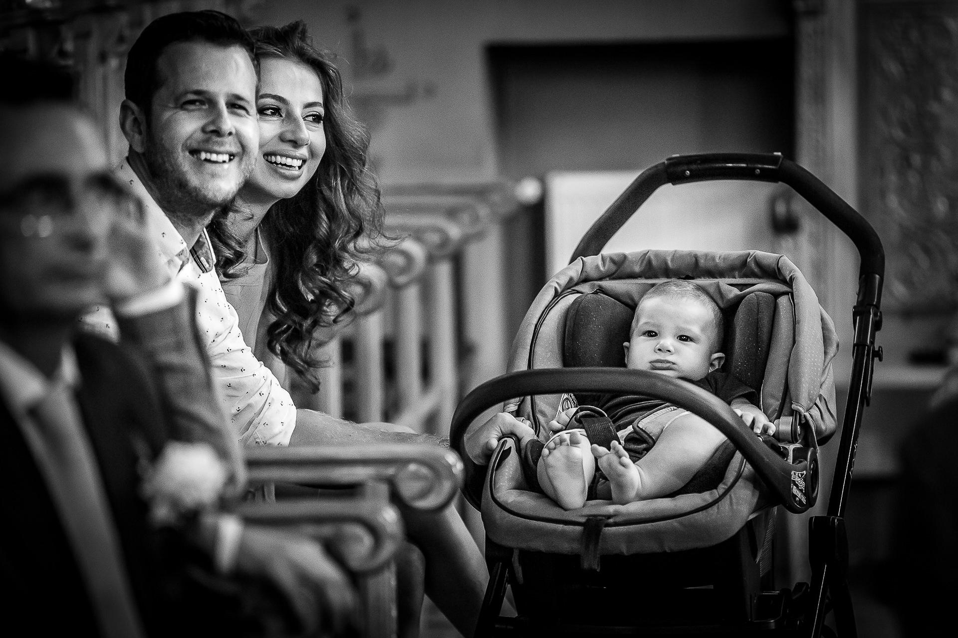 Fotograf nuntă Bucureşti - Biserica Militara Sfântul Mina + Metropolitan Club and Events - Marinela şi Pasquale - Mihai Zaharia Photography - 25