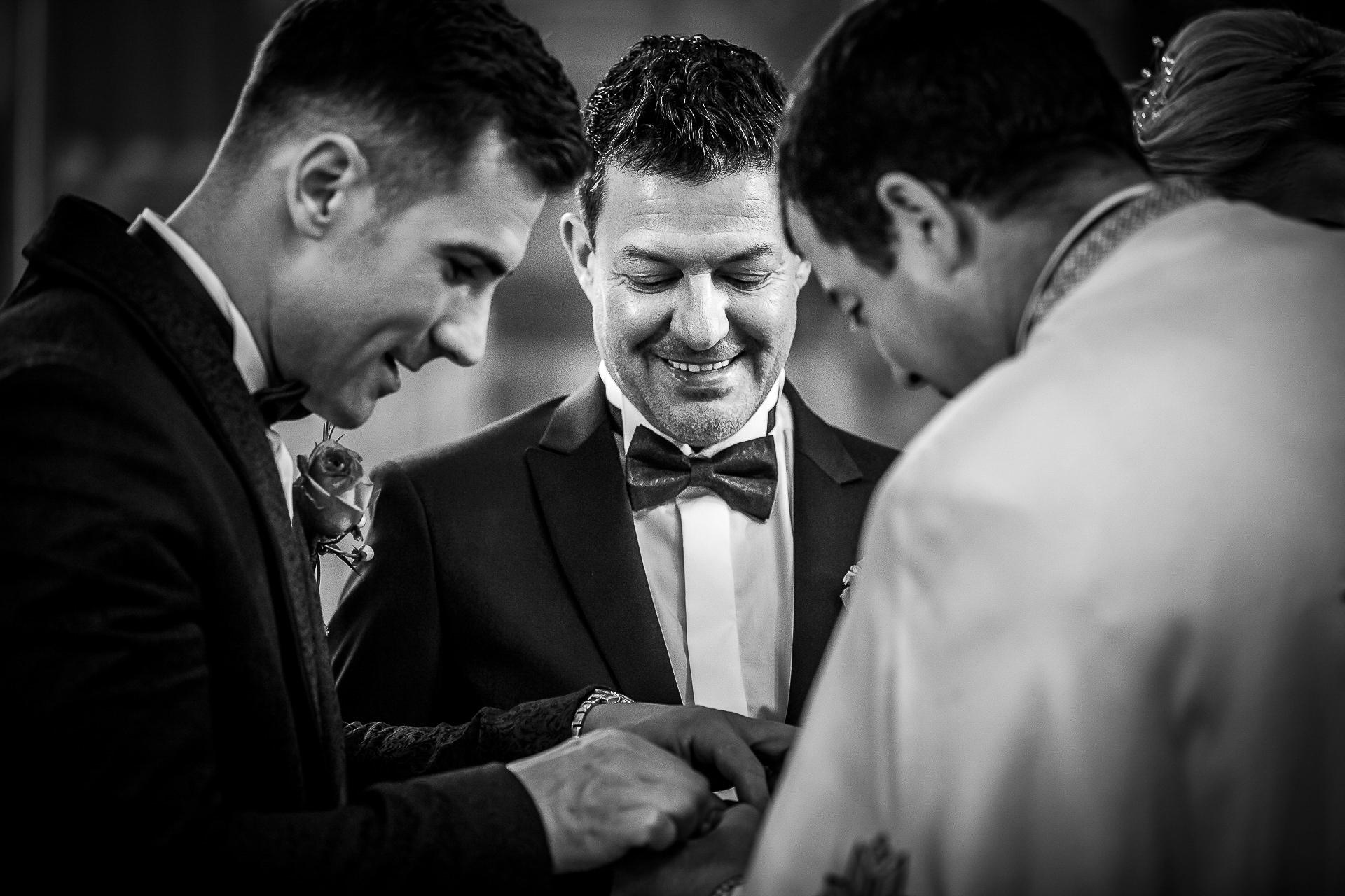 Fotograf nuntă Bucureşti - Biserica Militara Sfântul Mina + Metropolitan Club and Events - Marinela şi Pasquale - Mihai Zaharia Photography - 28