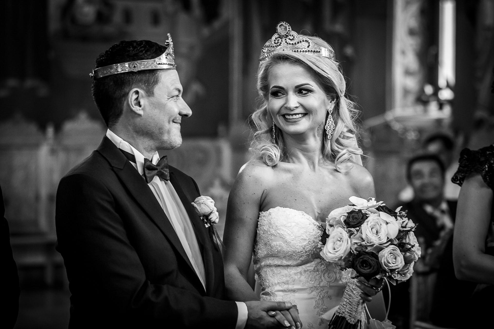 Fotograf nuntă Bucureşti - Biserica Militara Sfântul Mina + Metropolitan Club and Events - Marinela şi Pasquale - Mihai Zaharia Photography - 29