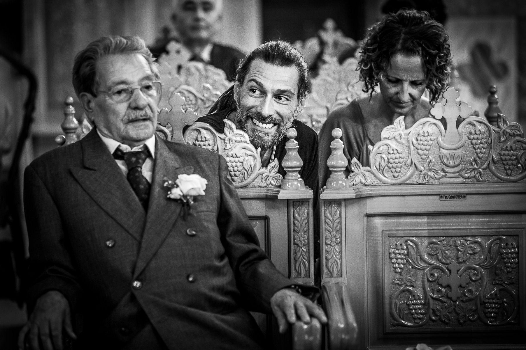 Fotograf nuntă Bucureşti - Biserica Militara Sfântul Mina + Metropolitan Club and Events - Marinela şi Pasquale - Mihai Zaharia Photography - 30