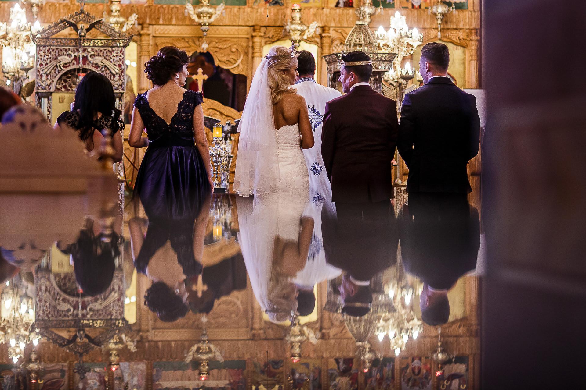Fotograf nuntă Bucureşti - Biserica Militara Sfântul Mina + Metropolitan Club and Events - Marinela şi Pasquale - Mihai Zaharia Photography - 31