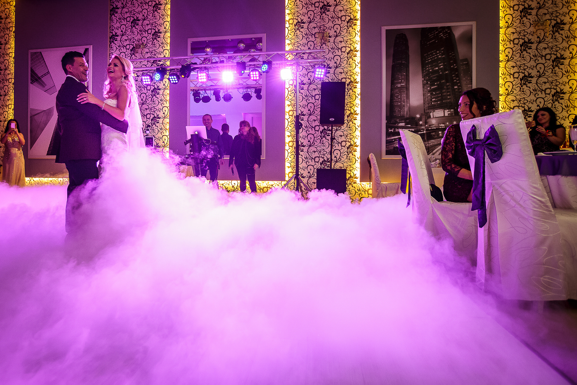 Fotograf nuntă Bucureşti - Biserica Militara Sfântul Mina + Metropolitan Club and Events - Marinela şi Pasquale - Mihai Zaharia Photography - 48