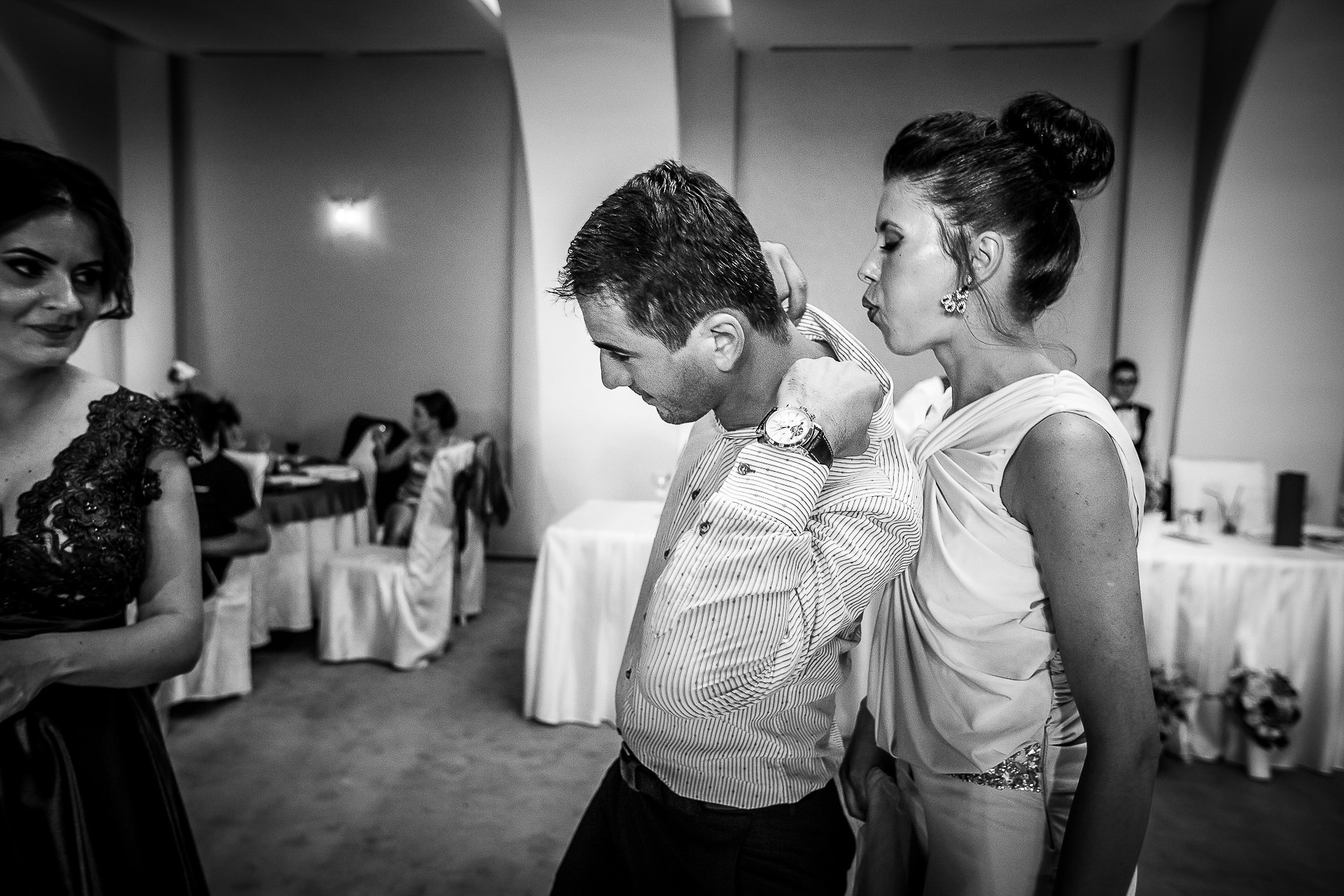 Fotograf nuntă Bucureşti - Biserica Militara Sfântul Mina + Metropolitan Club and Events - Marinela şi Pasquale - Mihai Zaharia Photography - 70