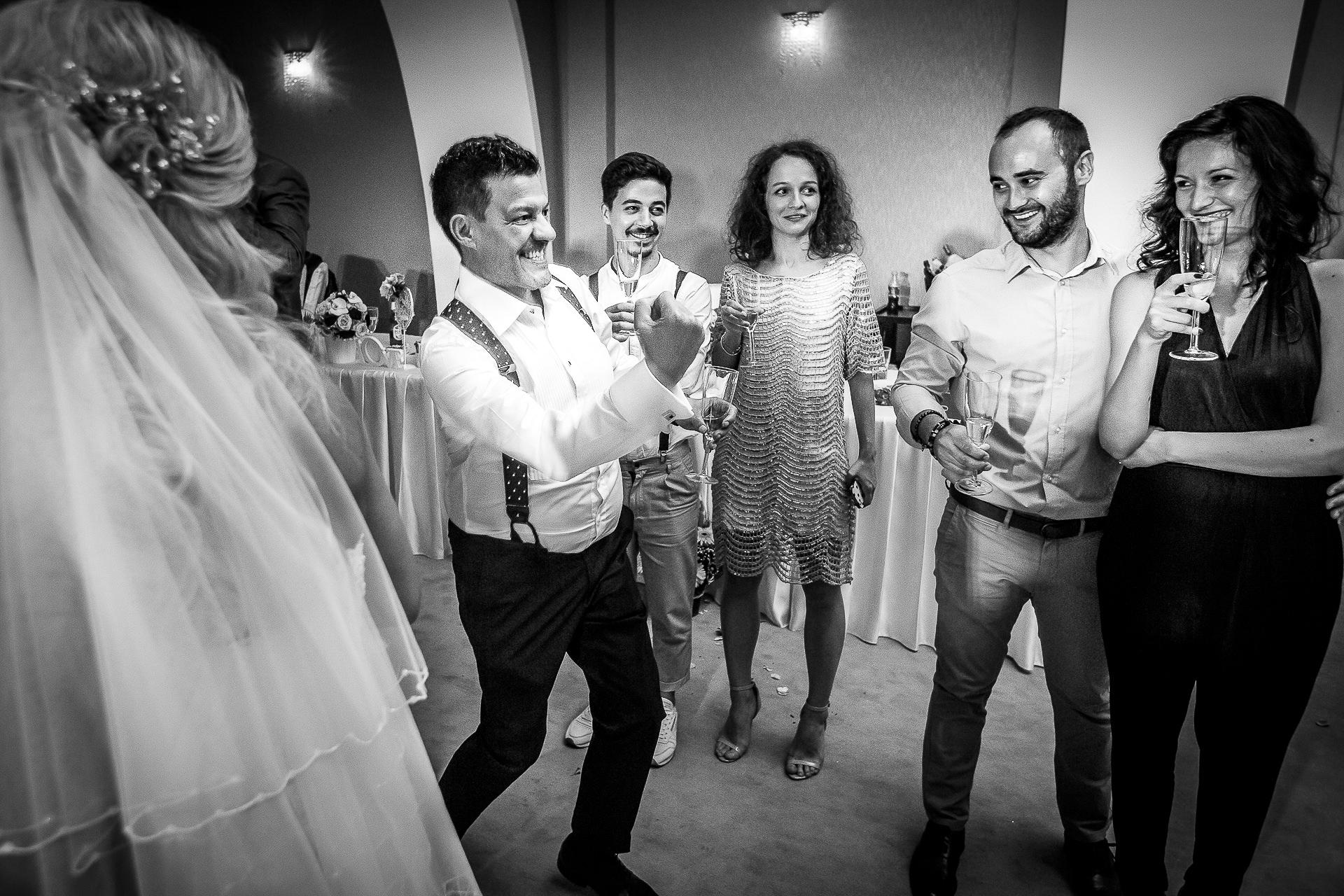 Fotograf nuntă Bucureşti - Biserica Militara Sfântul Mina + Metropolitan Club and Events - Marinela şi Pasquale - Mihai Zaharia Photography - 91