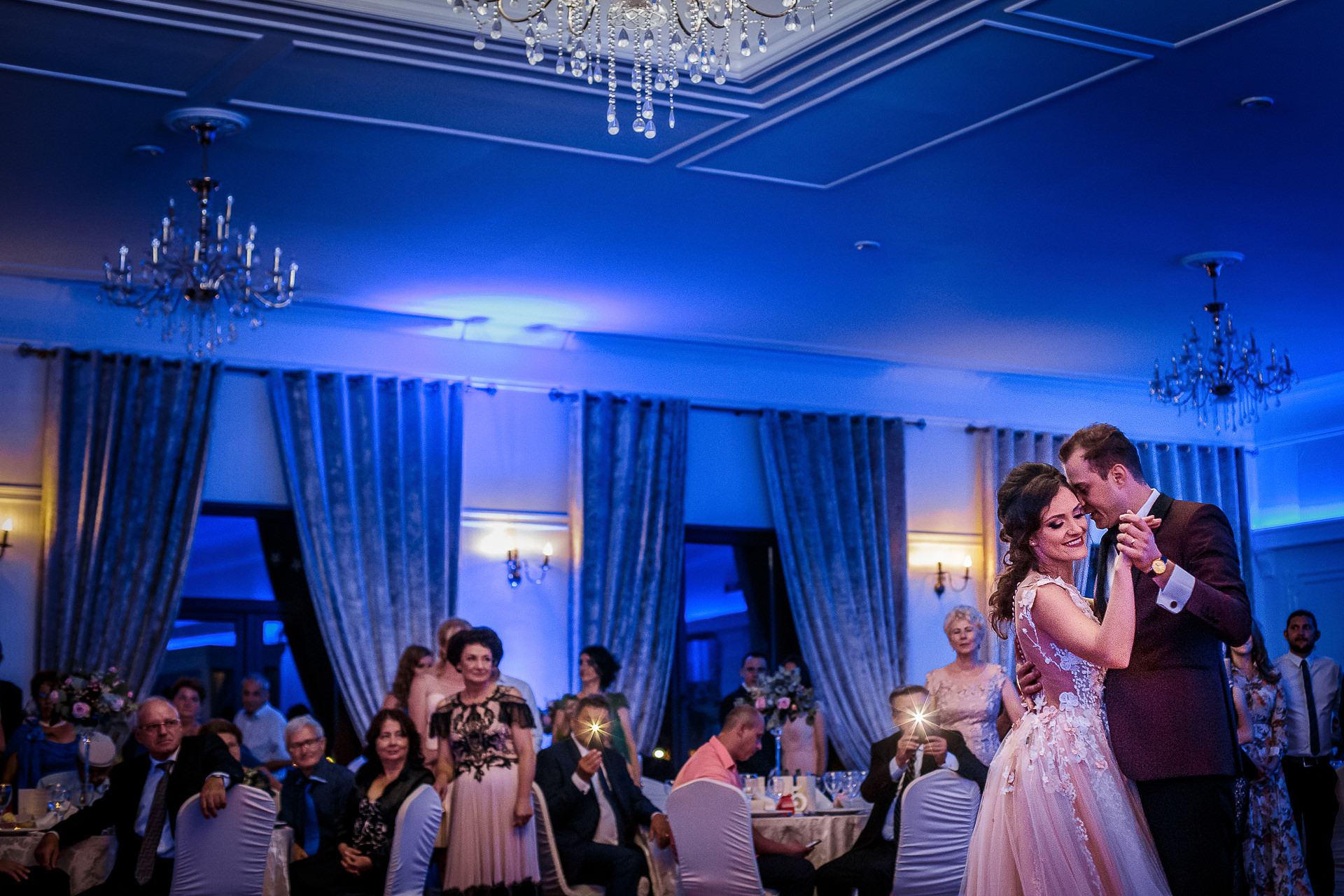 Fotografie De Nuntă – Irina şi Alin (nuntă Bucureşti)