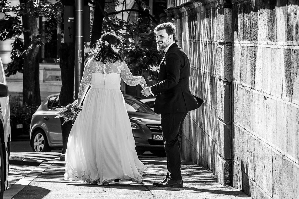 Fotografie de nuntă Bucureşti - The President + Biserica Popa Nan - Irina şi Florin - Mihai Zaharia Photography - 18