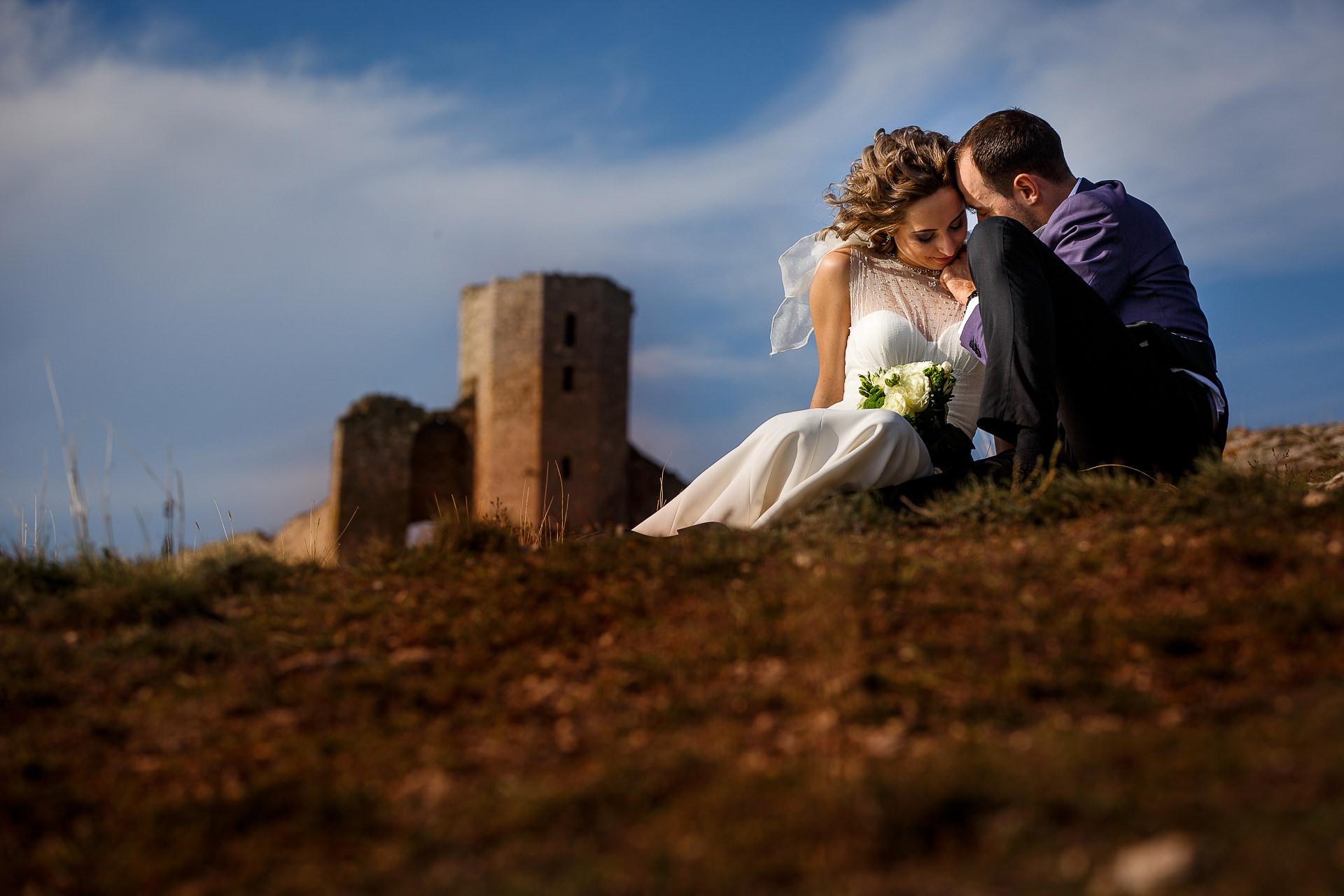 Şedinţă foto Trash The Dress - după nuntă la Cetatea Enisala, Tulcea - România - cu Mihaela şi Octavian - Mihai Zaharia Photography - 01