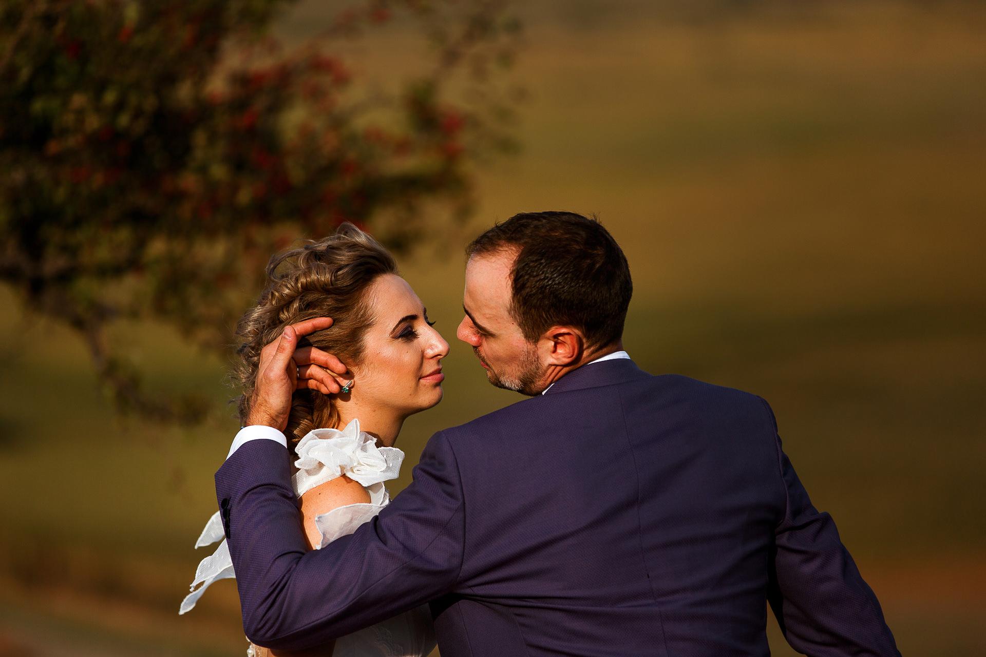 Şedinţă foto Trash The Dress - după nuntă la Cetatea Enisala, Tulcea - România - cu Mihaela şi Octavian - Mihai Zaharia Photography - 12