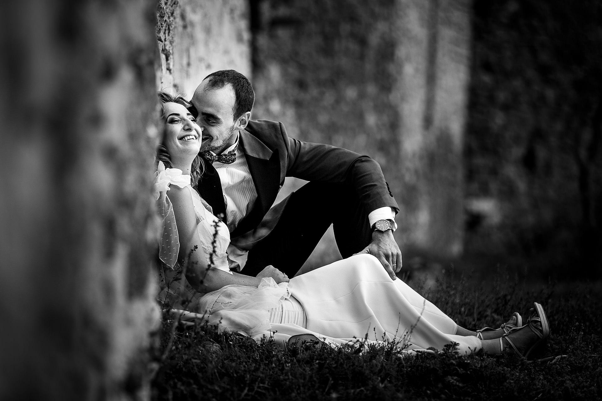 Şedinţă foto Trash The Dress - după nuntă la Cetatea Enisala, Tulcea - România - cu Mihaela şi Octavian - Mihai Zaharia Photography - 18