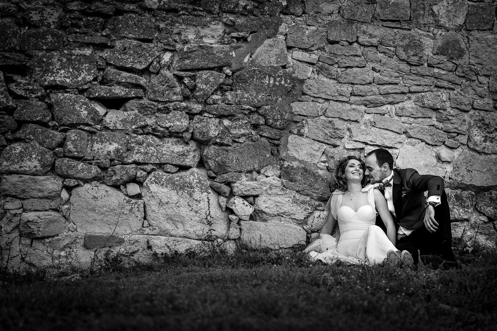 Şedinţă foto Trash The Dress - după nuntă la Cetatea Enisala, Tulcea - România - cu Mihaela şi Octavian - Mihai Zaharia Photography - 19