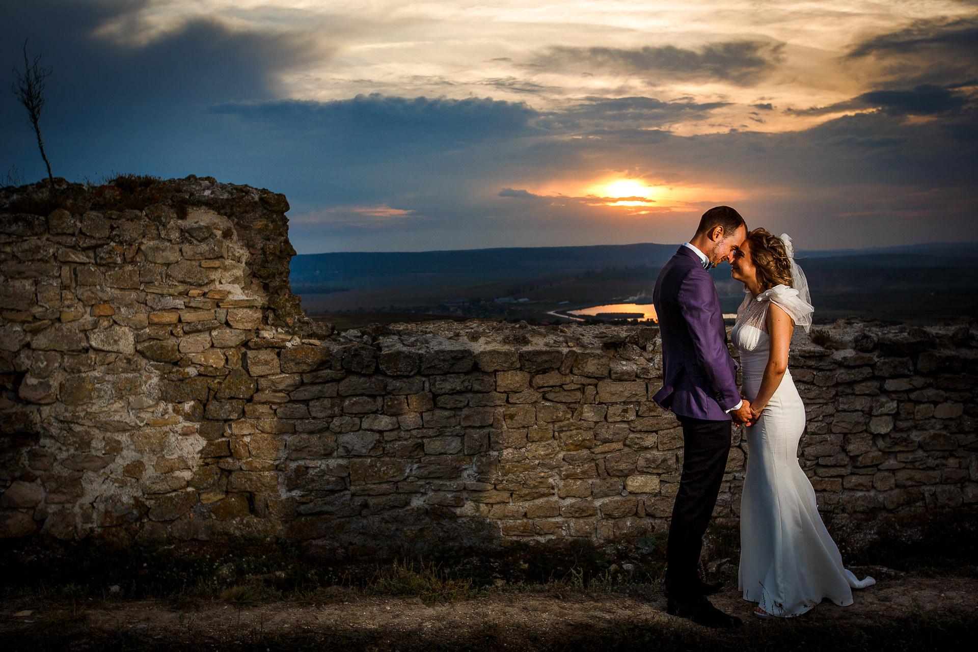 Şedinţă foto Trash The Dress - după nuntă la Cetatea Enisala, Tulcea - România - cu Mihaela şi Octavian - Mihai Zaharia Photography - 20