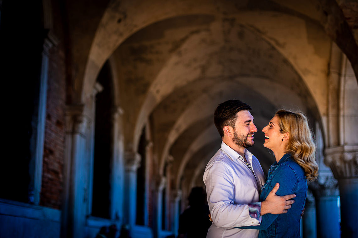 Sedinta foto de cuplu in Venetia - Raluca si Costin - Mihai Zaharia Photography - 04